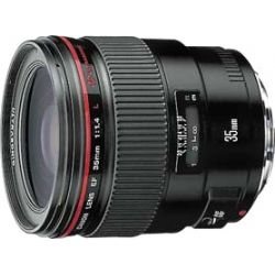 Canon 35mm f/1.4 L USM Wide Angle Lens