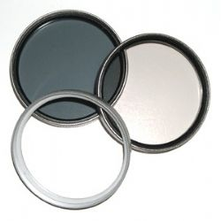 25mm 3 Piece Multi-Coated Professional Filter Kit