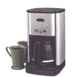 DCC-1200 12-Cup Brew Central Coffeemaker