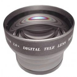 52mm High Grade Professional Telephoto Lens