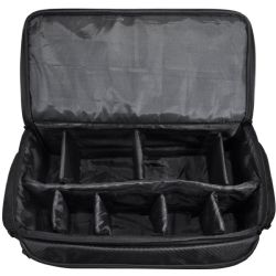 Extra Large Digital Camera/Video Padded Carrying Case
