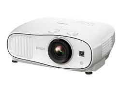 Epson Home  3700 - 3D 1080p LCD Projector 3000 lumens - Gray/White