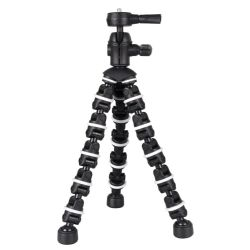 "Flexible 8"" Camera Tripod"