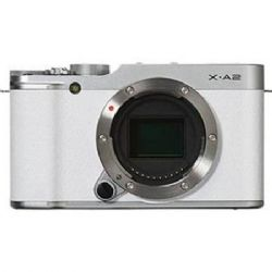 Fuji X-A2 Mirrorless Digital Camera (White Body only)