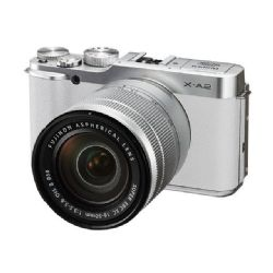 Fujifilm X-A2 Mirrorless Digital Camera with 16-50mm Lens White