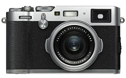 Fujifilm X100F 24.3 MP APS-C Silver