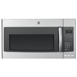 GE Profile(TM) Series 1.9 Cub Ft Over the-Range Sensor Microwave Oven