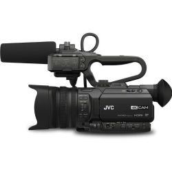 JVC 4KCAM GYHM200 12.4 MP Ultra HD Camcorder - 4K