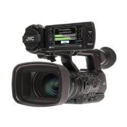 JVC ProHD GYHM650U 2.2 MP Camcorder - 1080p