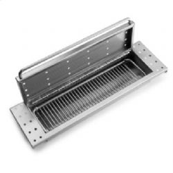 Smoker Box For Use with Any Built-In or Freestanding Grill 304 Stainless Steel Construction