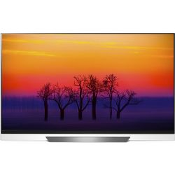 LG Electronics OLED65E8PUA 65-Inch 4K Ultra HD Smart OLED TV