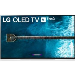 "LG OLED65E9PUA 65"" E9 4K HDR OLED Glass TV w/ AI ThinQ"
