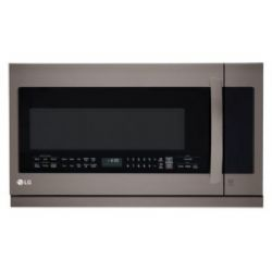 LG Diamond Collection 2.2. CU.FT. OVER-THE-RANGE MICROWAVE OVEN