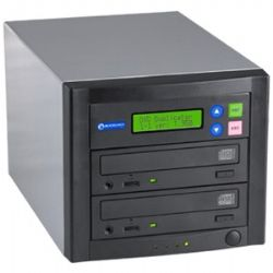 QD-DVD Quic Disc 1 to 1 DVD and CD Duplicator w/ Multi-Format Support