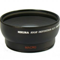58mm 0.45X High Resolution Wide Angle Lens