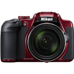 Nikon Coolpix B700 20.2MP Compact Digital Camera (Red)