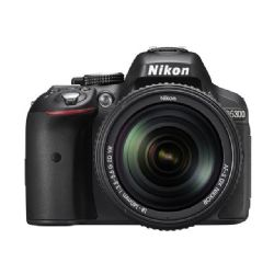 Nikon D5300 DSLR Camera Body - Black