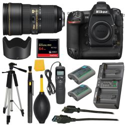 Nikon D5 Duals CF Slots 20.8 MP SLR - Body Only +