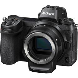 Nikon Z 7 Mirrorless Digital Camera with FTZ Mount Adapter Kit