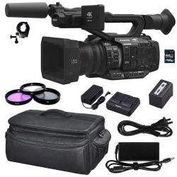 Panasonic AG-UX180 4K Premium Professional Camcorder Kit Bundle