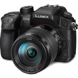 Panasonic DMC-GH4 Mirrorless with Lumix G Vario 14-140mm Lens