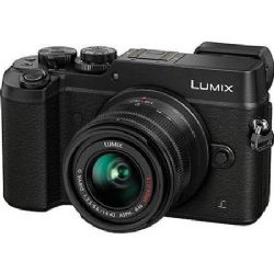 Panasonic Lumix DMC-GX8  Camera with 14-42mm Interchangable Lens Black