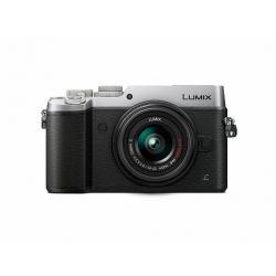 Panasonic Lumix DMC-GX8 with 14-42mm Interchangable Lens Silver