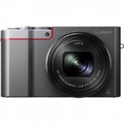 Panasonic Lumix DMC-ZS110 Digital Camera (Silver)