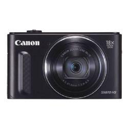 Canon PowerShot SX610 HS 20.2 MP Compact Digital Camera - Black