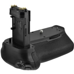 Pro Series Battery Grip for the Canon EOS 7D Mark II Digital SLR Cameras (Black)