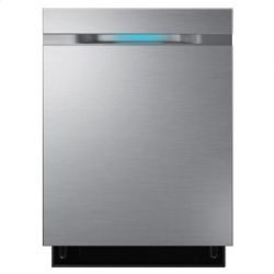 DW80J7550US Top Control Dishwasher with WaterWall Technology (Stainless Steel)