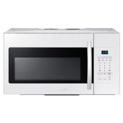 Samsung ME16H702SEW 1.6 cu.ft. Over The Range Microwave (White)