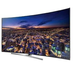 "Samsung JU7500 Series 55""-Class 4K Smart 3D Curved LED TV"