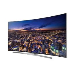 Samsung UN55JU6700F  55  Curved LED Smart TV - 4K UltraHD