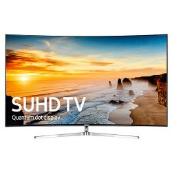 "Samsung UN55KS9500 55"" SUHD Smart Curved LED TV"