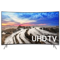 "Samsung UN55MU8500-Series 55""-Class HDR UHD Smart Curved LED"