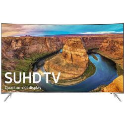 "Samsung UN65KS8500F - 65"" Curved LED Smart TV - 4K UltraHD"