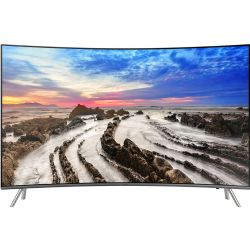 "Samsung UN65MU8500-Series 65""-Class HDR UHD Smart Curved LED"