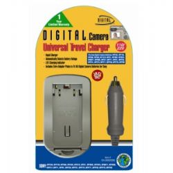 Rapid Travel Charger For Sony Batteries