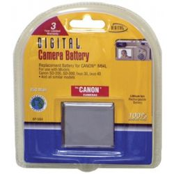 NB-4L Extended Life Battery For Powershot SD1400IS