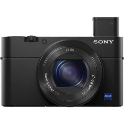 Sony Cyber-Shot DSC-RX100 IV Digital Camera Black