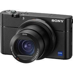 Sony RX100 V 20.1 MP Compact Ultra HD Digital Camera - 4K - Black