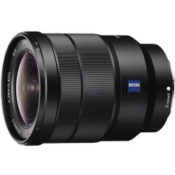 Sony SEL1635Z Wide-Angle Zoom Lens for Sony E-Mount 16mm-35mm F/4.0