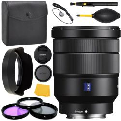 Sony SEL1635Z Wide-Angle Zoom Lens for Sony E-Mount 16mm-35mm - F/4.0