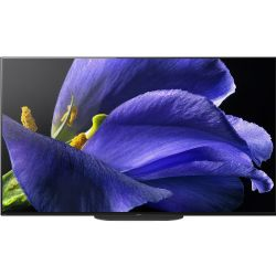 Sony XBR-55A9G 55 Inch TV: MASTER Series BRAVIA OLED 4K Ultra HD 2019 Model