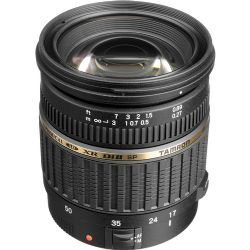 Tamron 17-50mm f/2.8 XR  Aspherical Lens for Canon