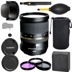Tamron SP 24-70mm f/2.8 DI VC USD Lens for Canon Cameras + Kit