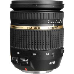 Tamron SP B005 Zoom Lens for Canon EF - 17mm-50mm - F/2.8