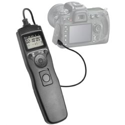 Timer Remote Controller - Intervalometer - Shutter Release with LCD Screen