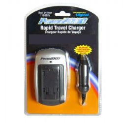RTC-113 Rapid travel charger for LI-40B/ LI-42B/ EN-EL10